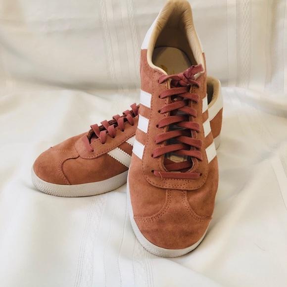 adidas Shoes   Mauve Gazelle   Poshmark
